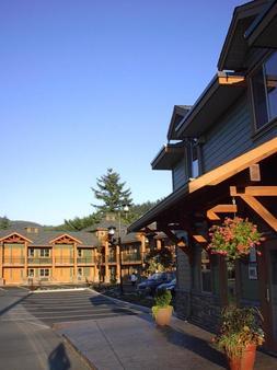 Vedder River Inn - Chilliwack - Building