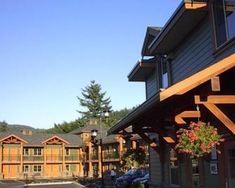 Vedder River Inn - Chilliwack - Gebouw