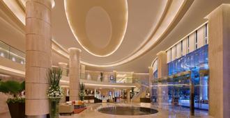Courtyard by Marriott Mumbai International Airport - מומבאי - לובי