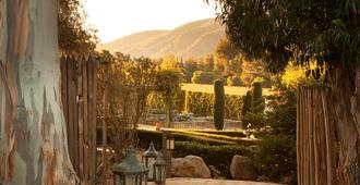 Bernardus Lodge & Spa - Carmel Valley - Vista esterna
