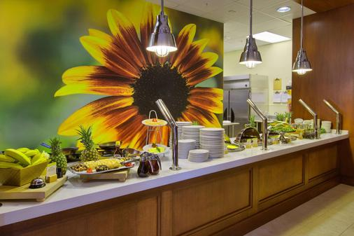 DoubleTree by Hilton Hotel Raleigh - Cary - Cary - Buffet