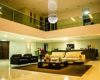 Porto da Serra Hotel - Gravatá - Lobby