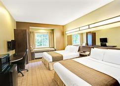 Microtel Inn & Suites by Wyndham Bryson City - Bryson City - Soveværelse