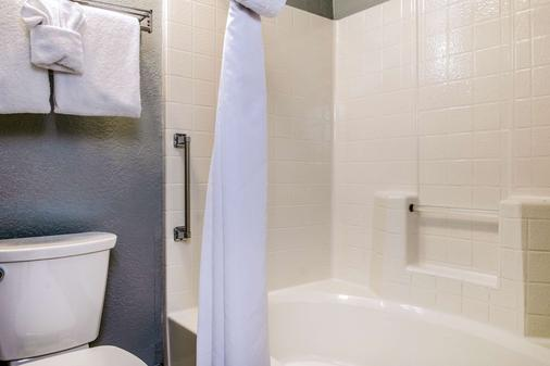 Clarion Hotel By Humboldt Bay - Eureka - Bathroom