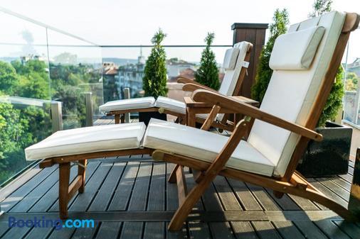 Hotel mOdus - Varna - Balcony