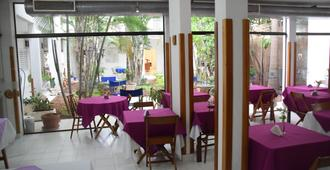 Hotel Palmas del Sol - Asunción - Ravintola