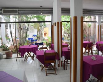 Hotel Palmas del Sol - Asunción - Restaurante