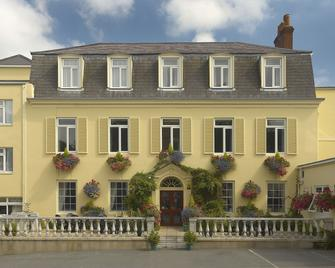 Les Rocquettes Hotel - Saint Peter Port - Gebouw