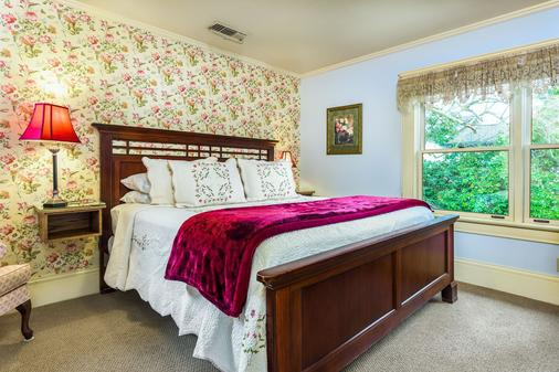 Abigail's Bed and Breakfast Inn - Ashland - Κρεβατοκάμαρα
