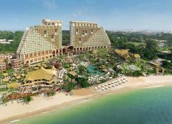 Centara Grand Mirage Beach Resort Pattaya - פאטאיה - בניין