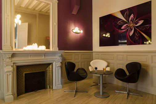 聖馬蒂亞勒因特爾酒店 - 里摩 - 里摩日 - 酒吧