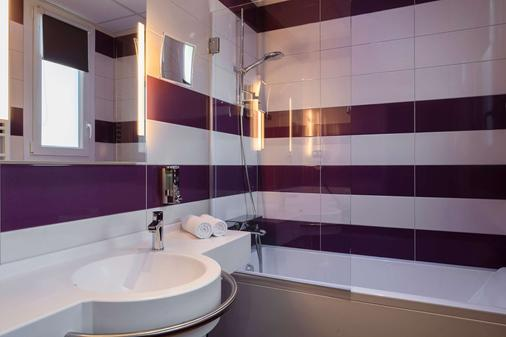 聖馬蒂亞勒因特爾酒店 - 里摩 - 里摩日 - 浴室
