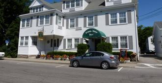 Quimby House Inn & Spa - Bar Harbor - Edificio