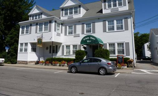 Quimby House Inn & Spa - Bar Harbor - Building