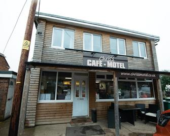 Chris's Motel - High Wycombe - Edificio