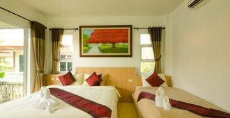 Pueanjai Resort and Restaurant - Chumphon - Schlafzimmer
