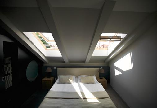 Hotel Noir - Prague - Bedroom