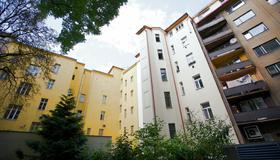 Hotel Noir - Praga - Edificio
