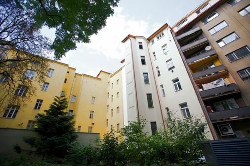 Hotel Noir - Praha - Rakennus