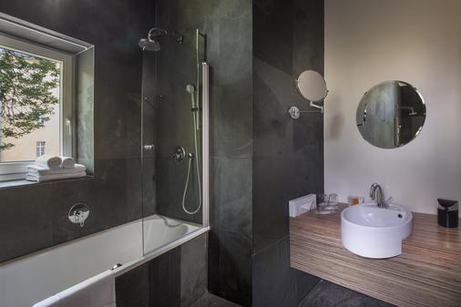 Hotel Noir - Prague - Bathroom