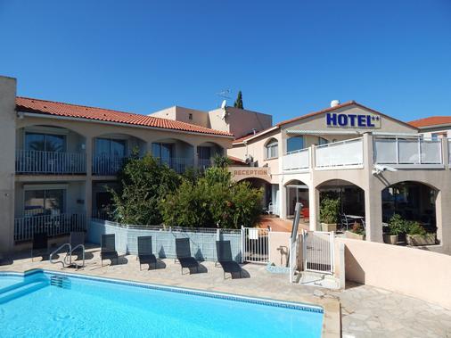Acapella Hôtel & Appartements - Argelès-sur-Mer - Building