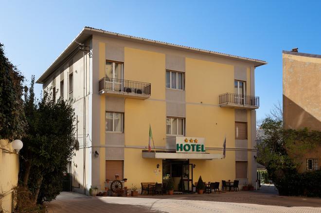 Parking Hotel Giardino - Λιβόρνο - Κτίριο