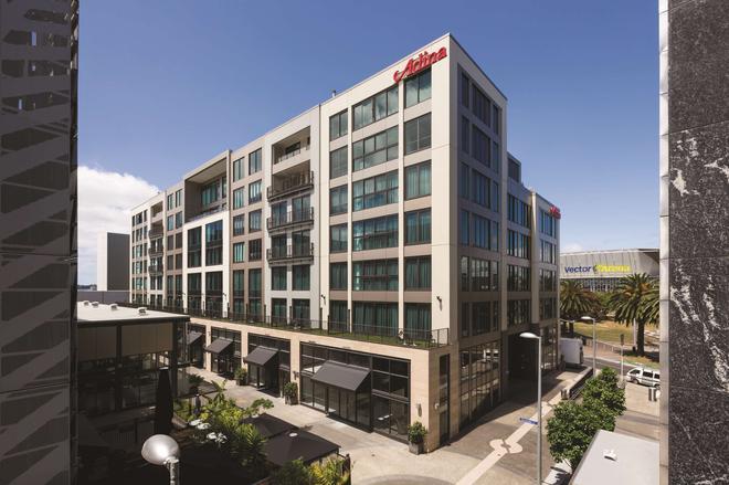 Adina Apartment Hotel Auckland Britomart - Auckland - Rakennus
