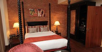 Hotel Indigo London - Tower Hill - London - Bedroom