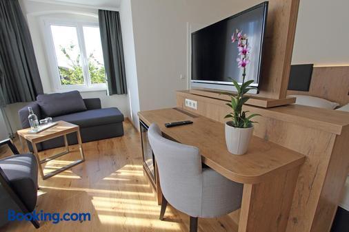 Adler Hotel & Gasthaus - Nonnenhorn - Living room