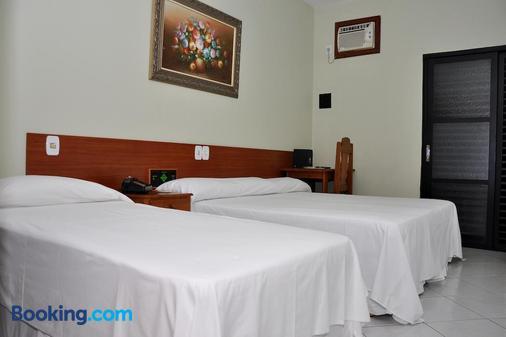 Carolina Plaza Hotel - Uberaba - Bedroom