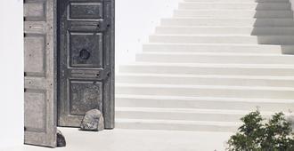 聖托里尼卡沃塔古酒店 - 希拉 - 階梯