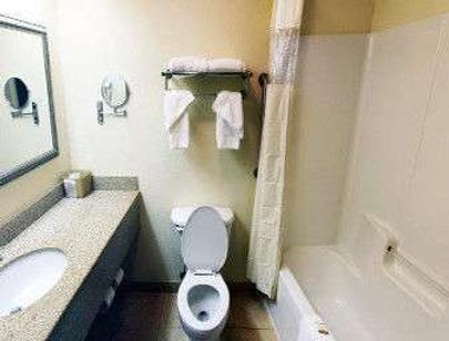 Baymont Inn & Suites Columbia Fort Jackson - Columbia - Bathroom