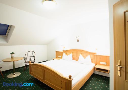 Landgasthof Schmuck - Sauerlach - Bedroom