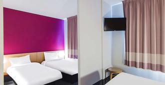 B&B Hotel Toulouse Basso Cambo - Toulouse - Schlafzimmer