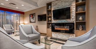 Best Western Plus Travel Hotel Toronto Airport - טורונטו - לובי