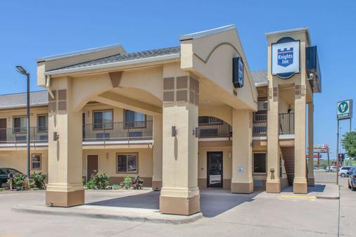 Knights Inn Fort Worth TX - Fort Worth - Rakennus