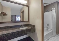 Knights Inn Fort Worth TX - Fort Worth - Phòng tắm
