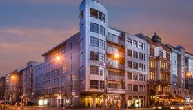 Novum Hotel City B Berlin Centrum - Berlim - Edifício