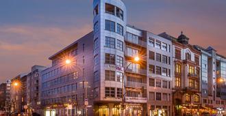 Novum Hotel City B Berlin Centrum - Berlin - Bygning