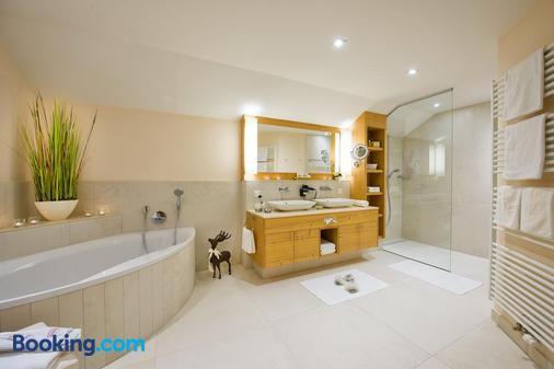 Bismarck - Bad Hofgastein - Bathroom