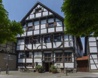 Baumhove Hotel Restaurant Am Markt - Werne - Building