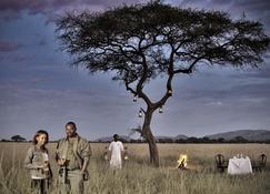 Kirawira Serena Camp - Serengeti
