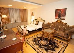Incheon Airport Capsule Hotel No.1 - Incheon - Bedroom