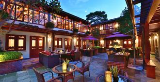 Jingshan Garden Hotel - Pekín - Patio