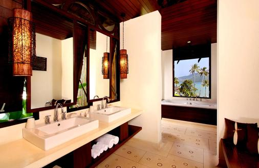 The Vijitt Resort Phuket - Rawai - Bathroom
