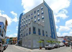 萬比亞埃爾莫薩中央酒店 - 比亞埃爾莫薩 - 比亞埃爾莫薩 - 建築