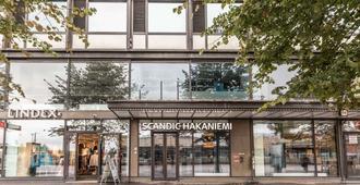 Scandic Hakaniemi - Helsinki - Rakennus