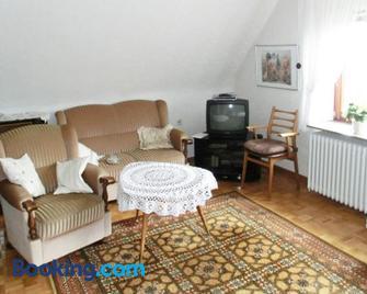 Haus Müller - Heide - Living room