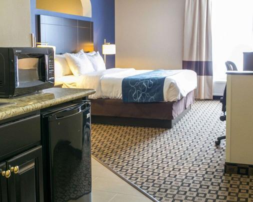 Comfort Suites Benton Harbor - St. Joseph - Benton Harbor - Schlafzimmer