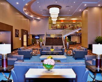 Lux Hotel & Spa, Trademark Collection by Wyndham - Arlington - Lounge